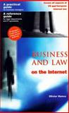 Business and Law on the Internet, Hance, Oliver, 0070259771