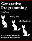 Generative Programming : Methods, Tools, and Applications, Czarnecki, Krysztof and Eisenecker, Ulrich, 0201309777