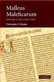 Malleus Maleficarum, , 0521859778