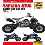 Yamaha ATVs Raptor 660 And 700, Haynes Manuals Editors, 1563929775
