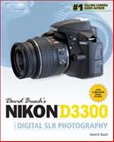 David Busch's Nikon D3300 Guide to Digital SLR Photography, Busch, David D., 1305269780