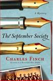 The September Society, Charles Finch, 0312359780