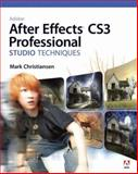 Adobe After Effects CS3 Professional Studio Techniques, Mark Christiansen, 0321499786