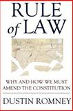 Rule of Law, Dustin Romney, 1499159781