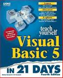 Teach Yourself Visual Basic 5 in 21 Days, Gurewich, Nathan and Gurewich, Ori, 0672309785