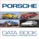 Porsche Data Book, Marc Bongers, 1844259781