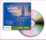 College Admissions Data Sourcebook Hyper-Handbook,, 1933119780