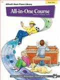 Alfred's Basic All-in-One Course for Children, Willard A. Palmer and Morton Manus, 0739029789
