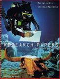 Research Papers, Arkin, Marian and Macheski, Cecilia, 0618549781