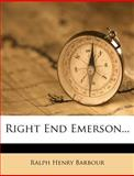 Right End Emerson, Ralph Henry Barbour, 1278189785