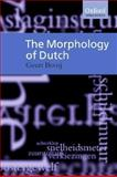 The Morphology of Dutch, Booij, Geert, 0198299796