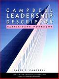 Campbell Leadership Descriptor : Participant Workbook, Campbell, 0787959790