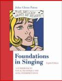 Foundations in Singing, Paton, John Glenn and Christy, Van A., 0072989793