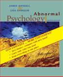 Abnormal Psychology, Hansell, James and Damour, Lisa, 0470279796