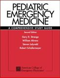 Pediatric Emergency Medicine, Strange, Gary R. and Ahrens, William R., 0071369791