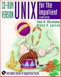 UNIX for the Impatient, Abrahams, Paul W. and Larson, Bruce R., 0201419793