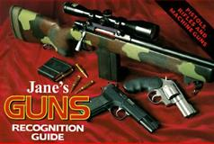 Jane's Gun Recognition Guide, Jane, 0004709799