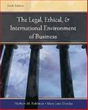 Legal, Ethical and International Environment of Business, Bohlman, Herbert M. and Dundas, Mary Jane, 032426979X
