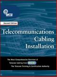Telecommunications Cabling Installation, BICSI, 0071409793