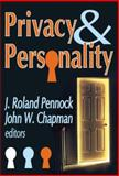 Privacy and Personality, , 0202309797