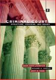 Criminal Courts : Structure, Process, and Issues, Rabe, Gary A. and Champion, Dean John, 0131189794