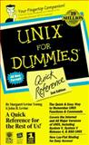 UNIX for Dummies Quick Reference, Young, Margaret Levine, 1568849796