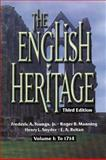 The English Heritage to 1714 9780882959801