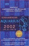 Aquarius 2002, World Astrology Staff, 042517980X