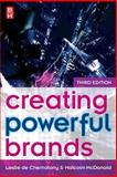 Creating Powerful Brands, De Chernatony, Leslie and McDonald, Malcolm, 0750659807