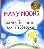 Many Moons, James Thurber, 0156569809