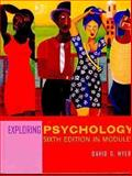 Exploring Psychology, Myers, David G., 0716769808