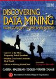 Discovering Datamining : From Concept to Implementation, Cabena, Peter and Stadler, Rolf, 0137439806