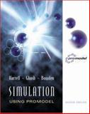 Simulation Using Promodel, Harrell, Charles R. and Ghosh, Biman K., 0072919809