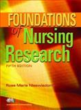 Foundations of Nursing Research, Nieswiadomy, Rose Marie, 0136129803