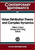 Value Distribution Theory and Complex Dynamics, William Cherry, Yang Chung-Chun, 0821829807