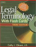 Legal Terminology with Flashcards, Okrent, Cathy J., 1418039802