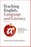 Teaching English, Language and Literacy, Wyse, Dominic, 0415399807