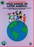Folk Dances of Latin America, , 0898989809