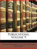 Publications, Engla Oxford Historical Society (Oxford, 114743980X