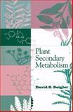 Plant Secondary Metabolism, Seigler, David S., 0412019817