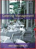 Catering Management, Scanlon, Nancy Loman, 0471429813