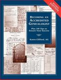 Becoming an Accredited Genealogist, Karen Clifford, 0916489817