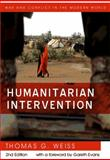 Humanitarian Intervention, Weiss, Thomas G., 0745659810