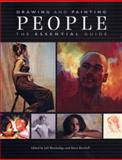 Drawing and Painting People, Mary Burzlaff, Jeffrey Blocksidge, 1581809816