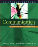Communication Vol. 1 : Principles for a Lifetime, Beebe, Steven A. and Beebe, Susan J., 0205609813