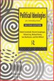 Political Ideologies, Robert Eccleshall and Michael Kenny, 041509982X