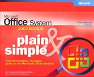 Microsoft Office 2003, Joyce, Jerry and Moon, Marianne, 0735619824