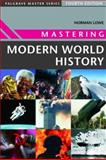 Mastering Modern World History, Lowe, Norman, 1403939829