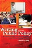 Writing Public Policy 9780195379822