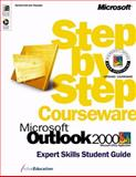 Microsoft Outlook 2000 Step by Step Courseware Expert Skills Class Pack, ActiveEducation Staff, 0735609829